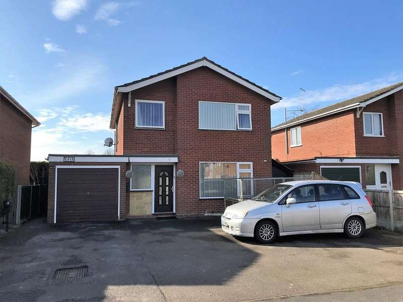 3 Bedrooms Detached House for sale in Ladywood Road, Spalding, PE11