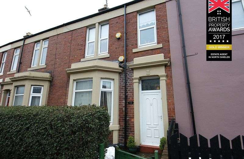 3 Bedrooms Property for sale in York Terrace, North Shields