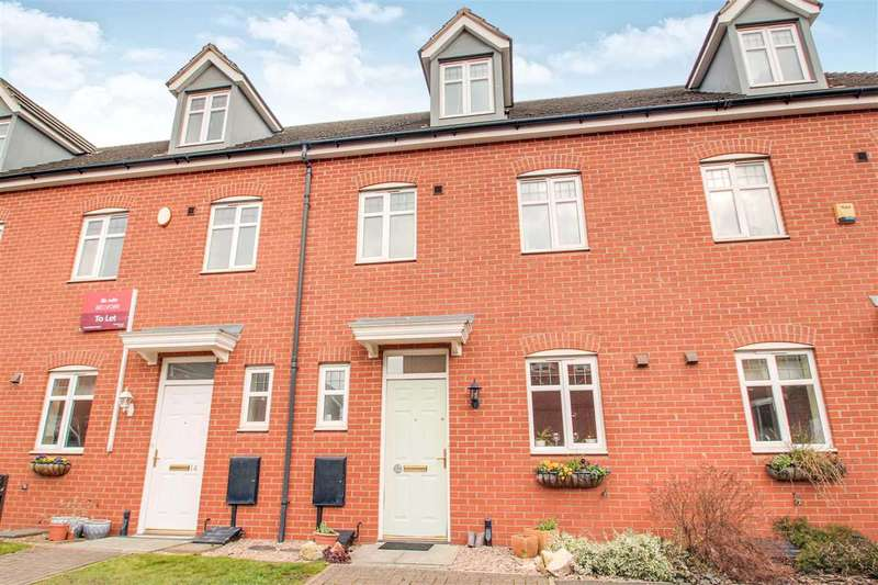 3 Bedrooms Terraced House for sale in Byland Close, Lincoln