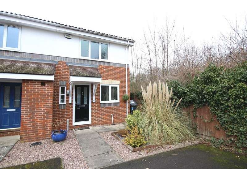 2 Bedrooms End Of Terrace House for sale in ALLINGTON