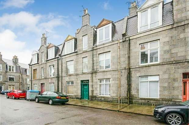 1 Bedroom Flat for sale in Elmbank Road, Aberdeen