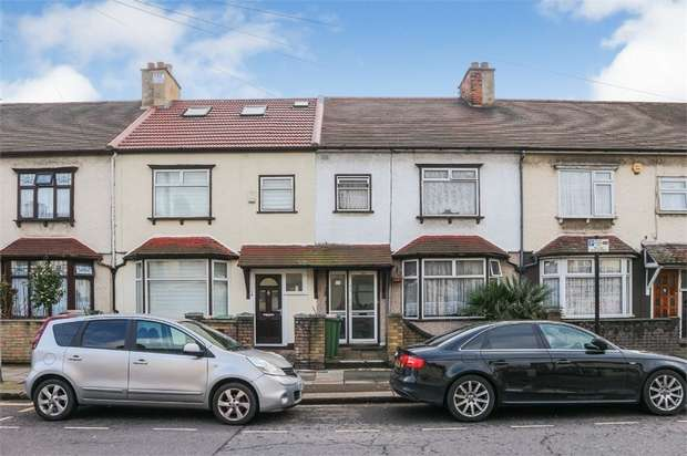 3 Bedrooms Terraced House for sale in Lonsdale Avenue, London