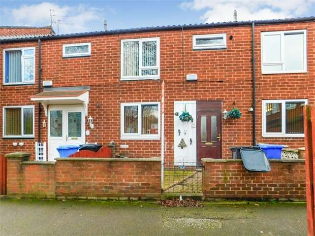 3 Bedrooms Terraced House for sale in Greenland Way, Sheffield, South Yorkshire