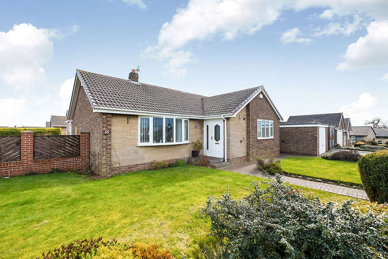 3 Bedrooms Detached Bungalow for sale in Lockwood Avenue, South Anston, Sheffield, S25
