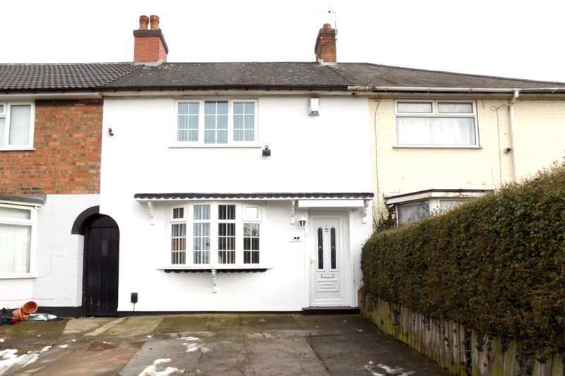 3 Bedrooms Property for sale in Linford Grove, Yardley, Birmingham, B25