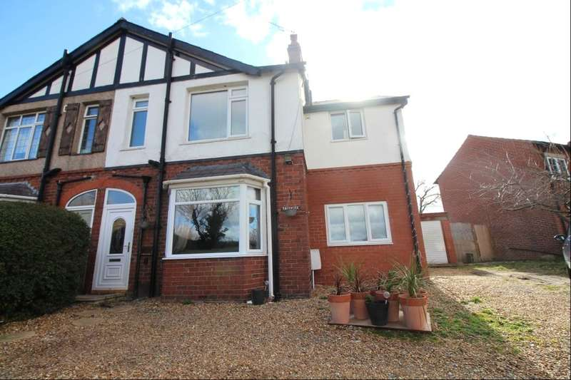 4 Bedrooms Semi Detached House for sale in Mount Pleasant, Saltney, Chester, CH4