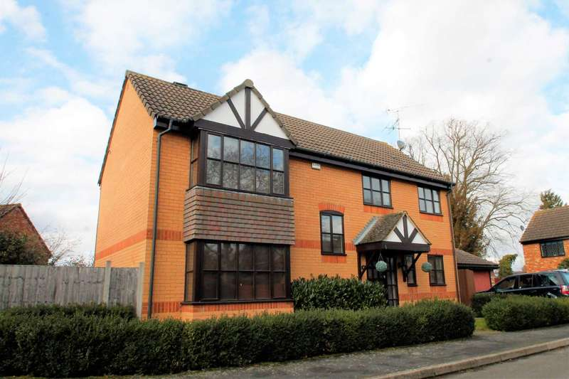 4 Bedrooms Detached House for sale in Hill House Gardens, Stanwick