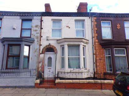 2 Bedrooms Terraced House for sale in Bradfield Street, Liverpool, Merseyside, England, L7