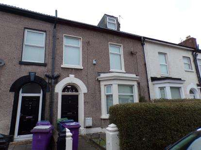 5 Bedrooms Terraced House for sale in Grey Road, Liverpool, Merseyside, L9