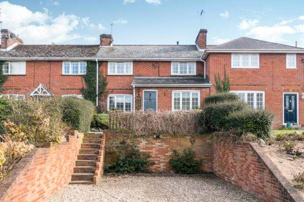 3 Bedrooms Terraced House for sale in Old Basing, Basingstoke, Hampshire