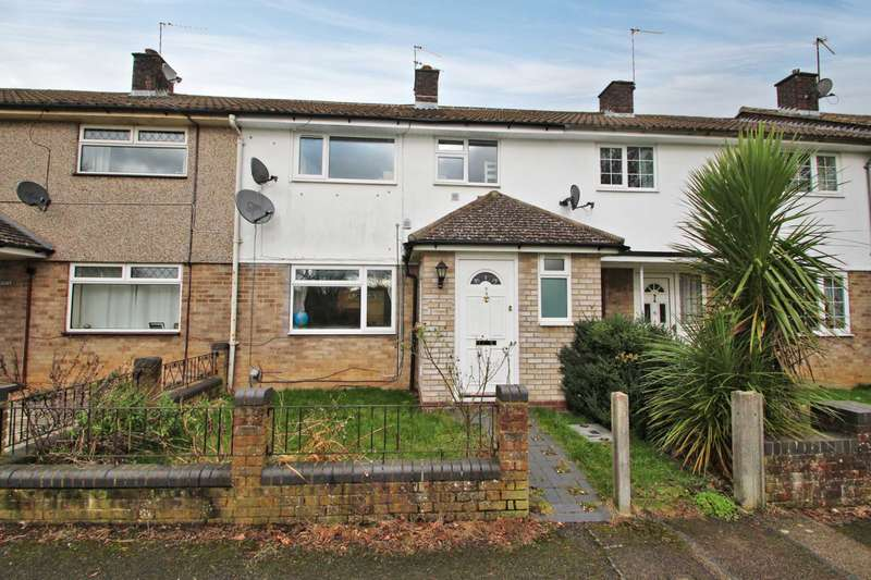 3 Bedrooms Terraced House for sale in 3 BED FAMILY HOME with PARKING & CONSERVATORY
