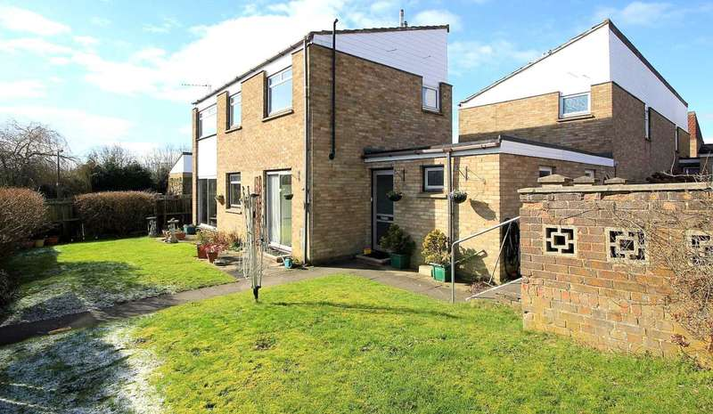 3 Bedrooms House for sale in CORNER PLOT OVER 1150 SQ FT with GARAGE & NO UPPER CHAIN, HP2
