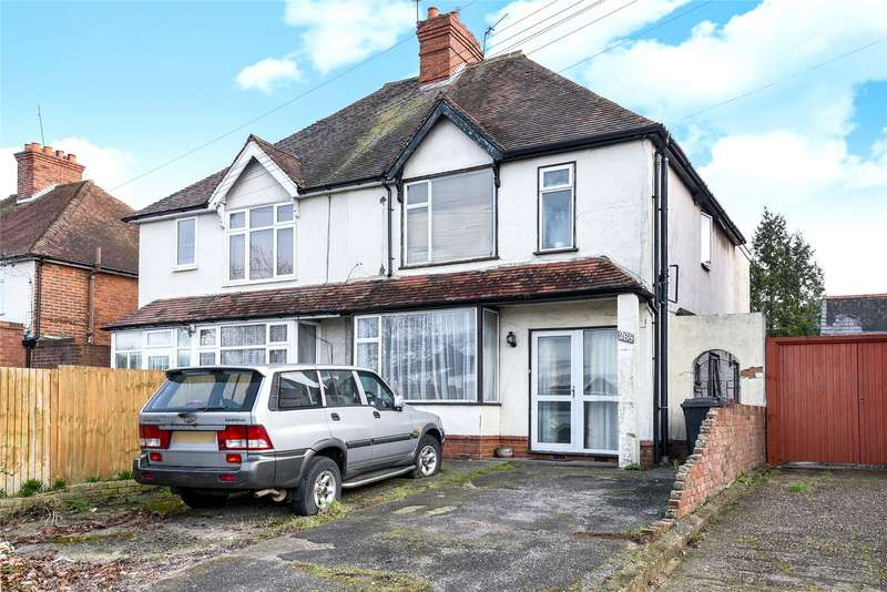 3 Bedrooms Semi Detached House for sale in Basingstoke Road, Reading, Berkshire, RG2