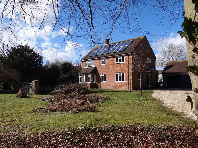 4 Bedrooms House for rent in Rectory Lane, Broughton, Stockbridge, Hampshire, SO20