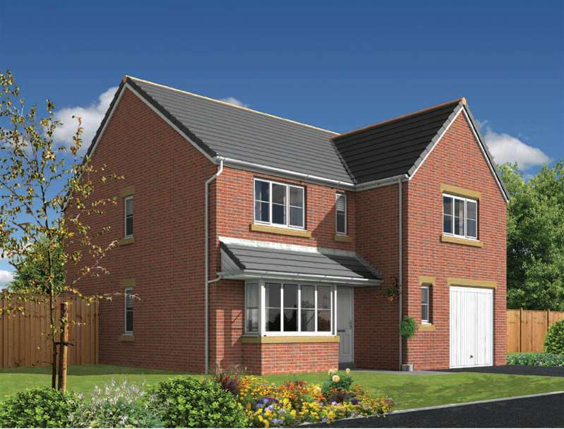 4 Bedrooms Detached House for sale in Plot 89, Royal Wootton Bassett.