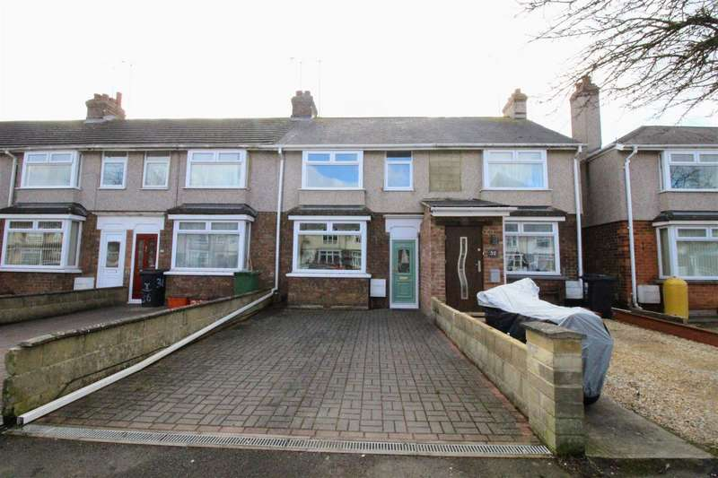 3 Bedrooms Terraced House for sale in Wiltshire Avenue, Swindon