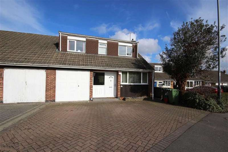 4 Bedrooms Semi Detached House for sale in Greville Road, Warwick, CV34