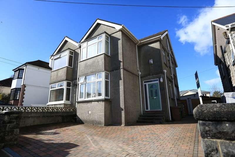 4 Bedrooms Semi Detached House for sale in Honcray, Plymouth
