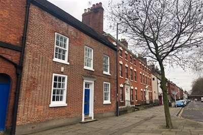 4 Bedrooms House for rent in Friar Gate Court, Derby, DE1 1HF