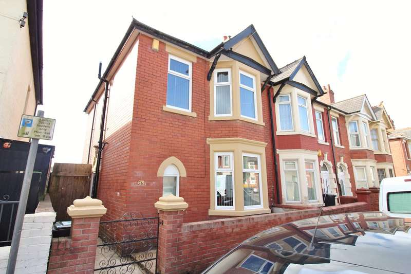 3 Bedrooms End Of Terrace House for sale in Capel Crescent, Newport, NP20