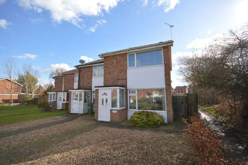 2 Bedrooms Property for sale in Bridge Way, Whetstone, Leicester, LE8