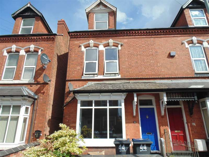 3 Bedrooms Terraced House for sale in York Road, Erdington, Birmingham