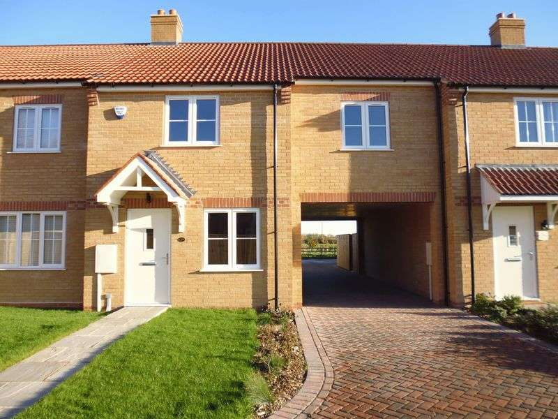 3 Bedrooms Semi Detached House for rent in Hutton Way, Market Rasen