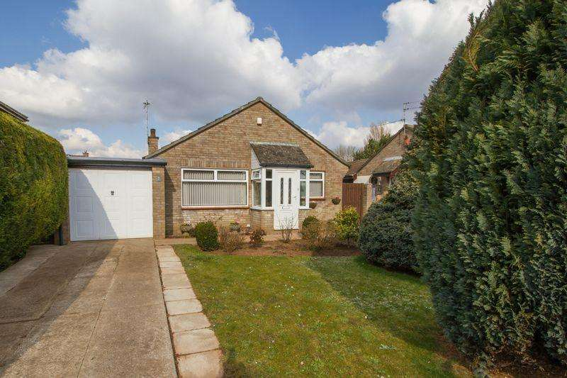 3 Bedrooms Detached Bungalow for sale in Uphill Close, Sully