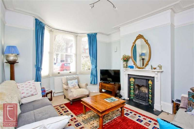 4 Bedrooms Terraced House for sale in St Leonards Road, Hove, East Sussex