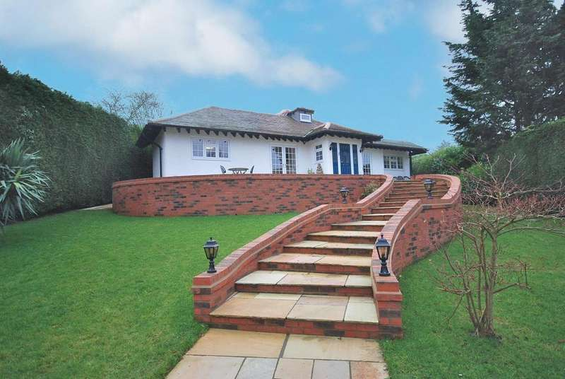 4 Bedrooms Detached Bungalow for sale in Ridge Lane, Radcliffe-On-Trent, Nottingham