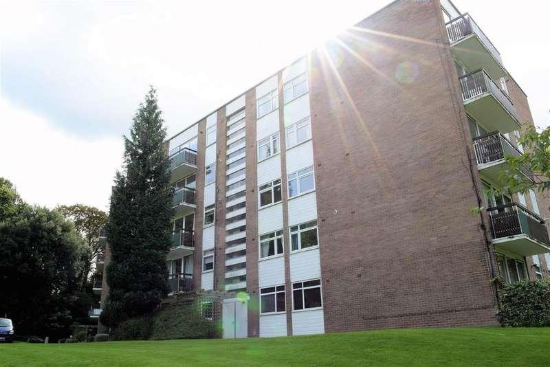 2 Bedrooms Apartment Flat for sale in Kemnal Road, Chislehurst