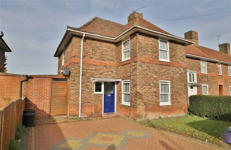 3 Bedrooms Semi Detached House for sale in Cannon Hill Lane, Raynes Park, SW20