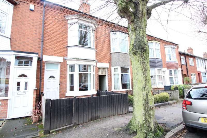 2 Bedrooms Terraced House for sale in Albert Promenade, Loughborough