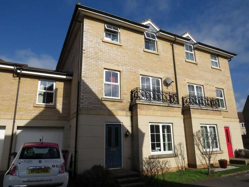 4 Bedrooms Terraced House for rent in Long Ashton, Kings Croft, BS41 9EE