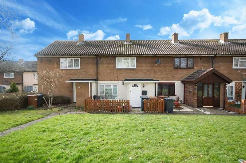 2 Bedrooms Terraced House for sale in Crossgates, Stevenage