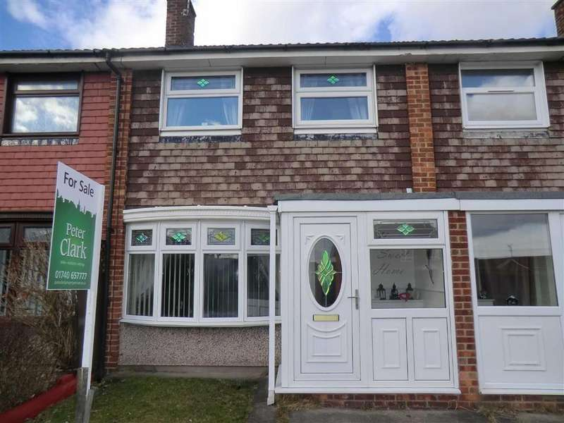 2 Bedrooms Terraced House for sale in 62, Wood Lane, Ferryhill