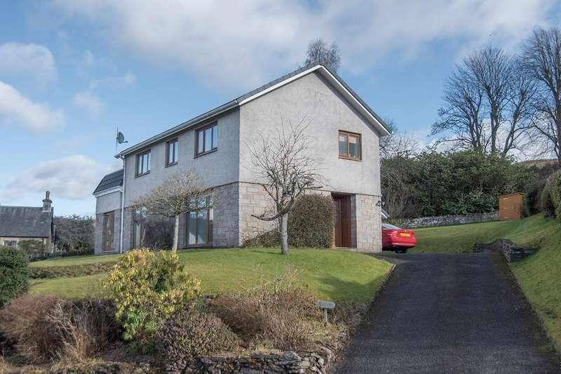 5 Bedrooms Detached House for sale in Coxburn Brae, Bridge of Allan, Stirlingshire, FK9 4PS