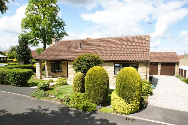 3 Bedrooms Detached Bungalow for sale in Lazenby Drive, Wetherby