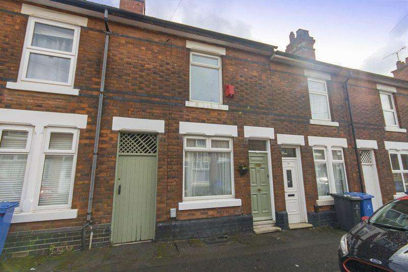 2 Bedrooms Terraced House for sale in Findern Street, Derby