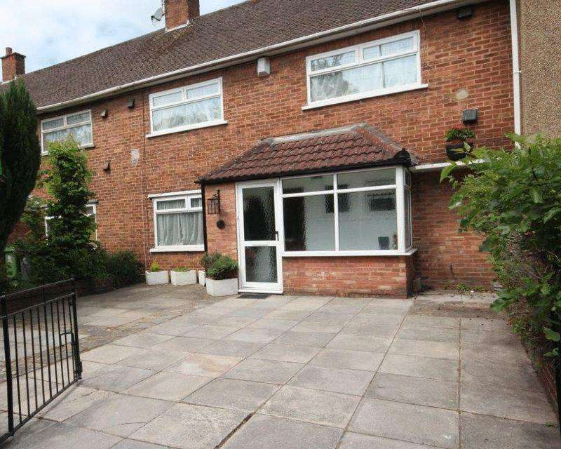 3 Bedrooms Terraced House for sale in Western Avenue North, Gabalfa