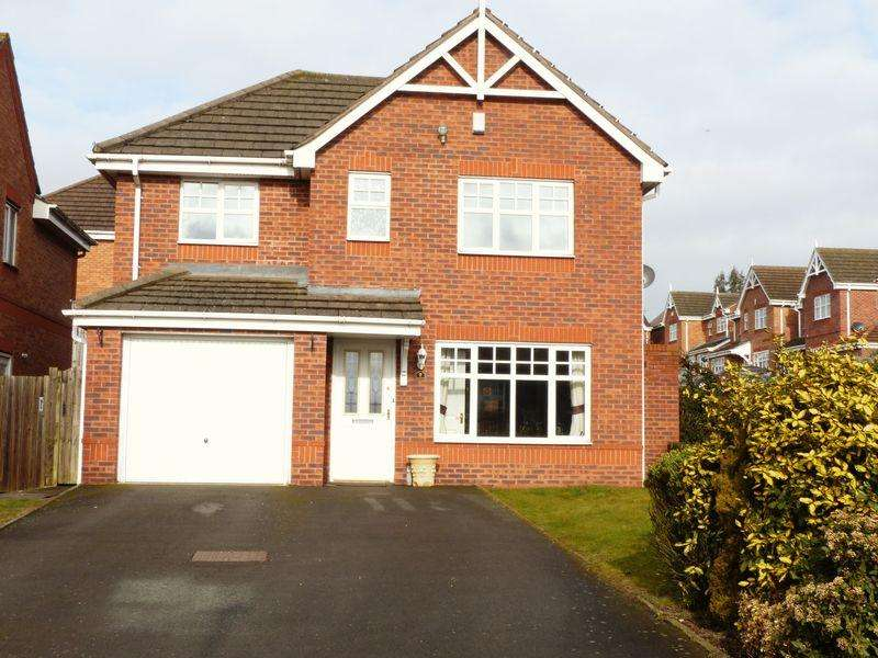 3 Bedrooms Detached House for sale in Field Maple Road, Streetly