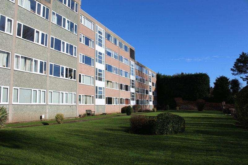 2 Bedrooms Apartment Flat for sale in Coton Manor, Berwick Road, Shrewsbury, SY1 2LT