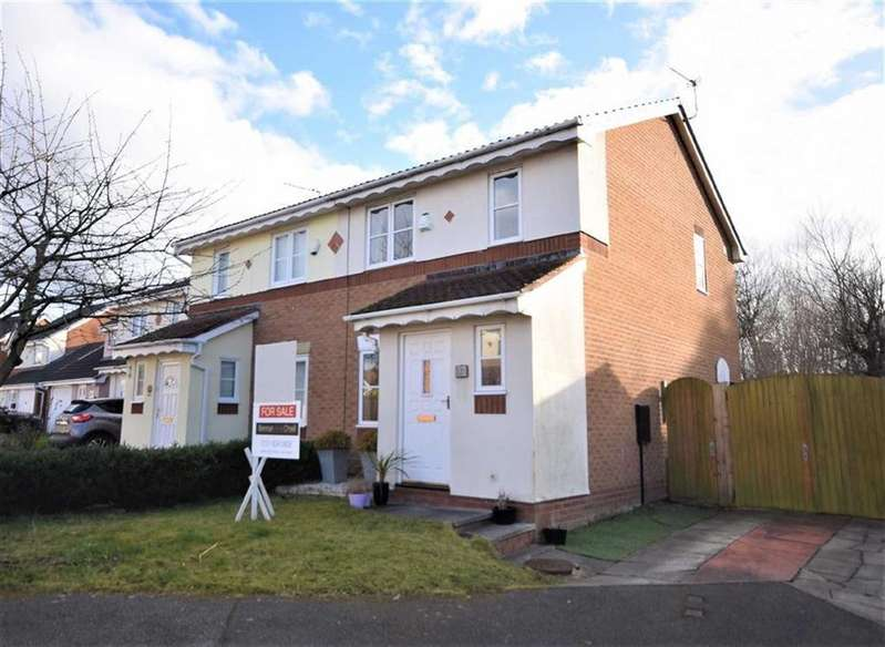 3 Bedrooms Semi Detached House for sale in Earlswood Close, CH46