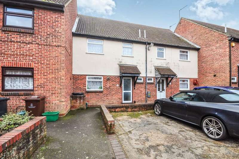 3 Bedrooms Terraced House for sale in Boyles Court, Holt Drive, Colchester, CO2 0BJ