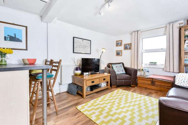 1 Bedroom Flat for sale in Byrne Road, Balham