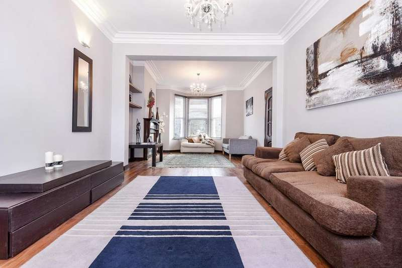 4 Bedrooms Semi Detached House for sale in Lillie Road, Fulham