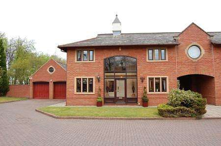 4 Bedrooms Link Detached House for rent in Oakmere Hall, Chester Road, Oakmere, CW8