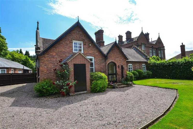 3 Bedrooms Detached House for rent in Walford Manor, Walford, Shrewsbury