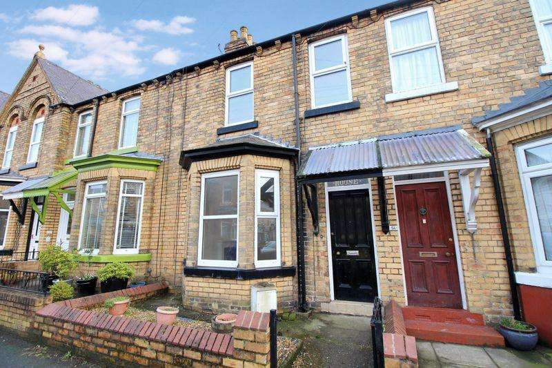 3 Bedrooms Terraced House for sale in Gordon Street, Scarborough