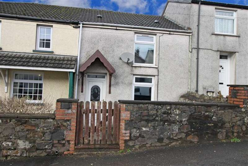 2 Bedrooms Cottage House for sale in Merthyr Road, Llwydcoed, Aberdare, Mid Glamorgan